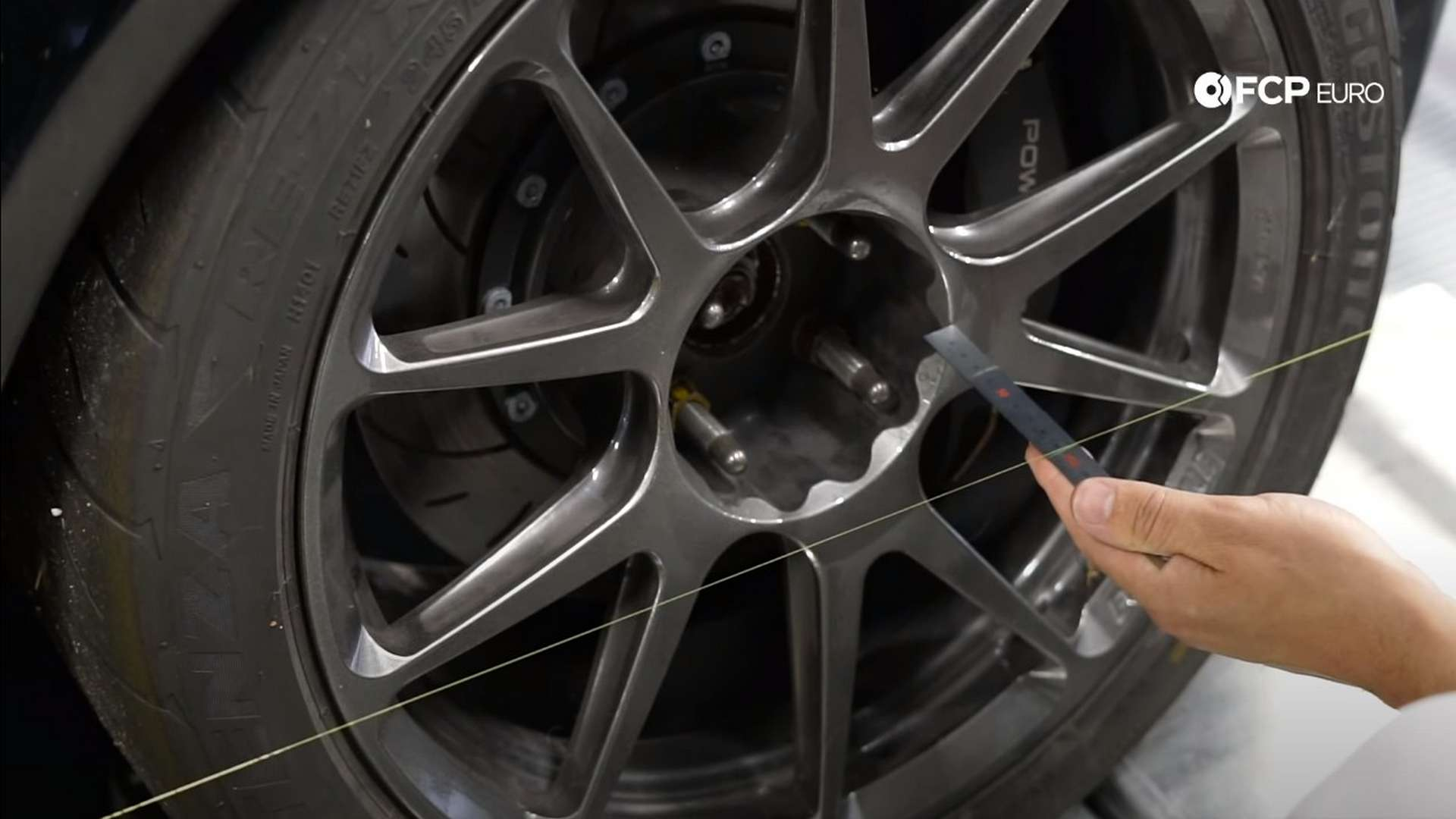 At Home Alignment - How To String Align Your Car