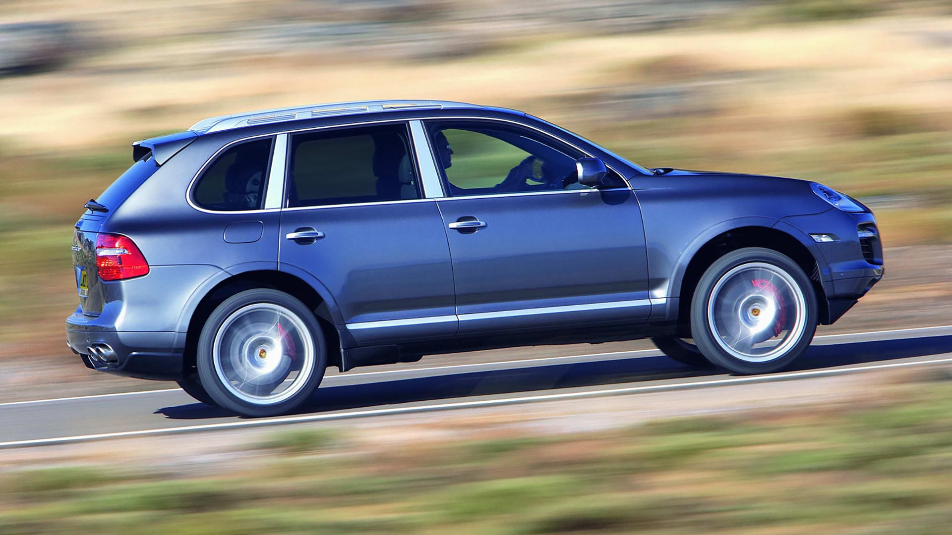 The Definitive Guide To First-Generation Porsche Cayenne Brakes (955 & 957)
