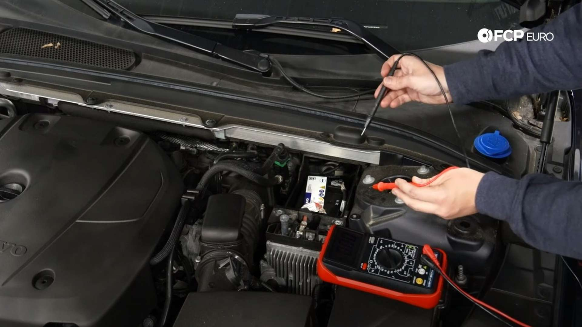How To Test & Replace An SPA Volvo Auxiliary Battery (Volvo S60, S80, XC70 & More)