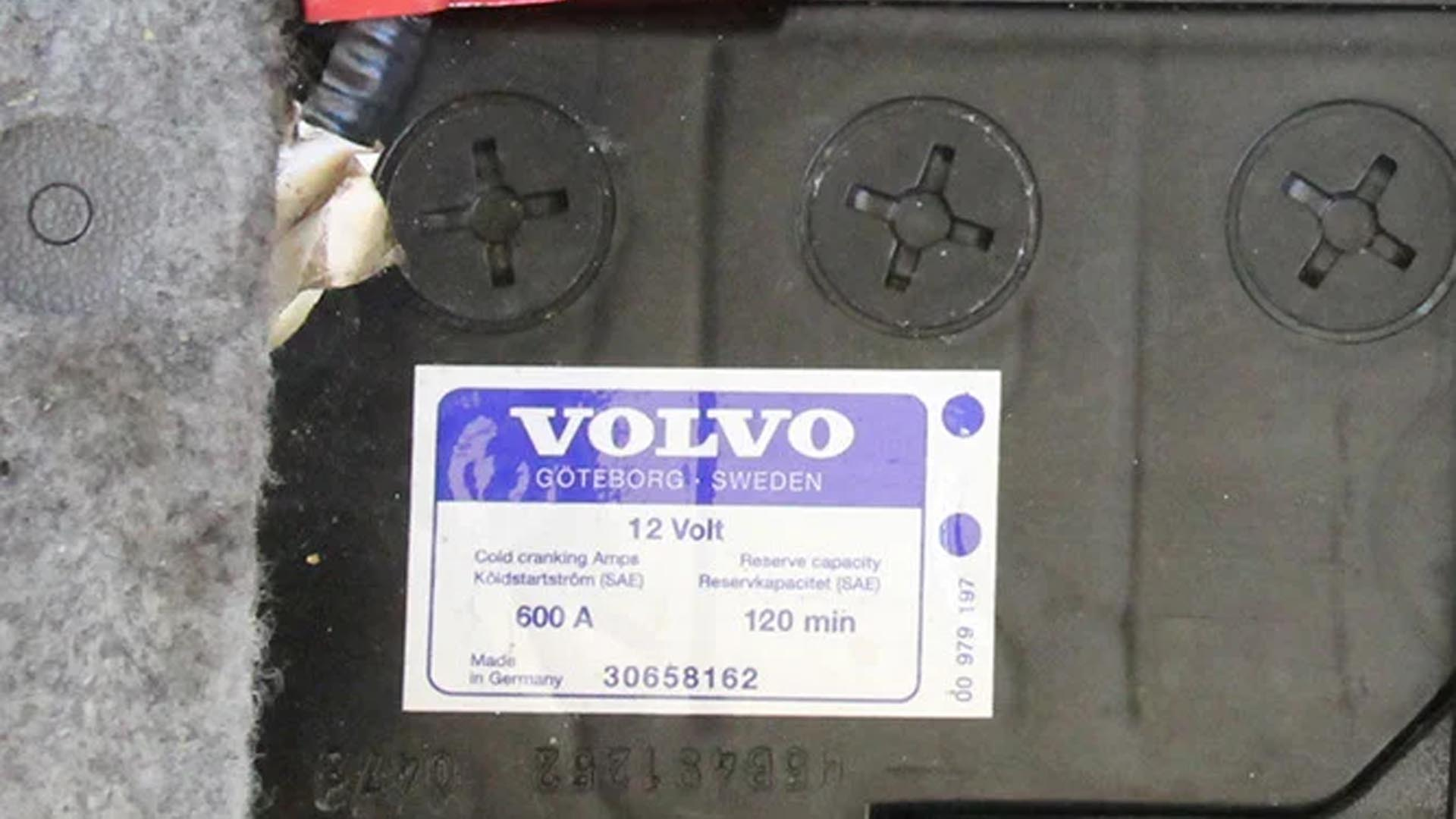 How To Choose And Replace A Volvo Battery