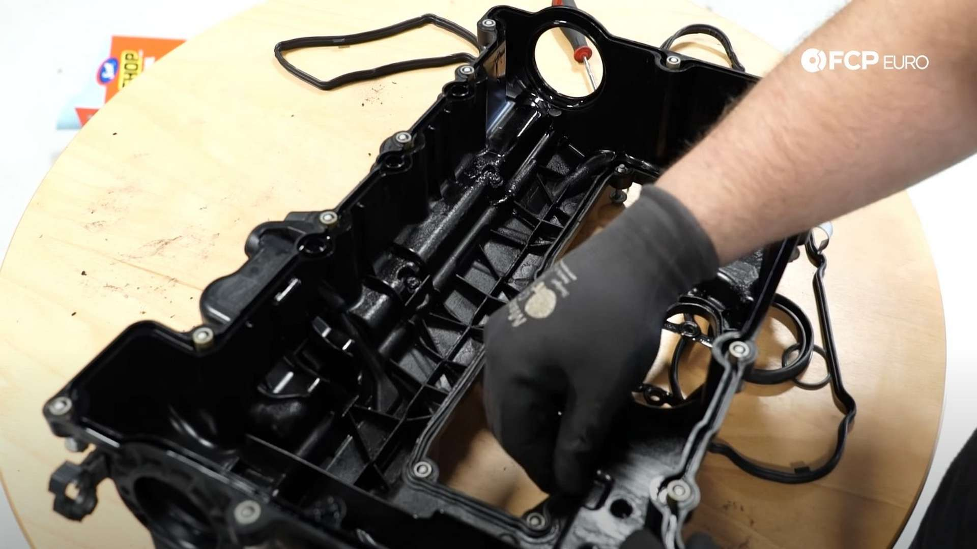 How To Replace A BMW N20 Or N26 Valve Cover Gasket (BMW F30)