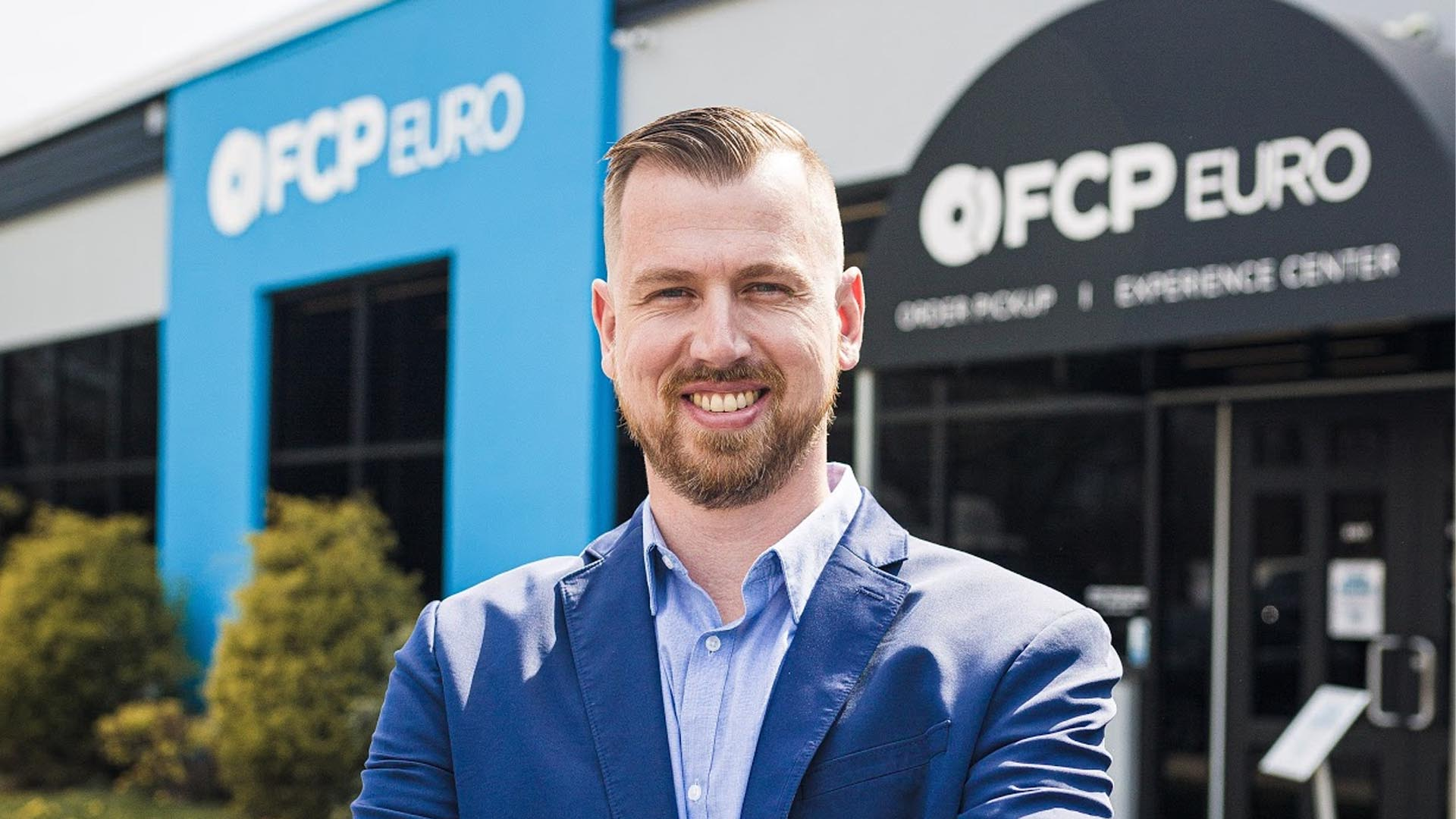 FCP Euro Welcomes Eric Lough As VP Of Business Development
