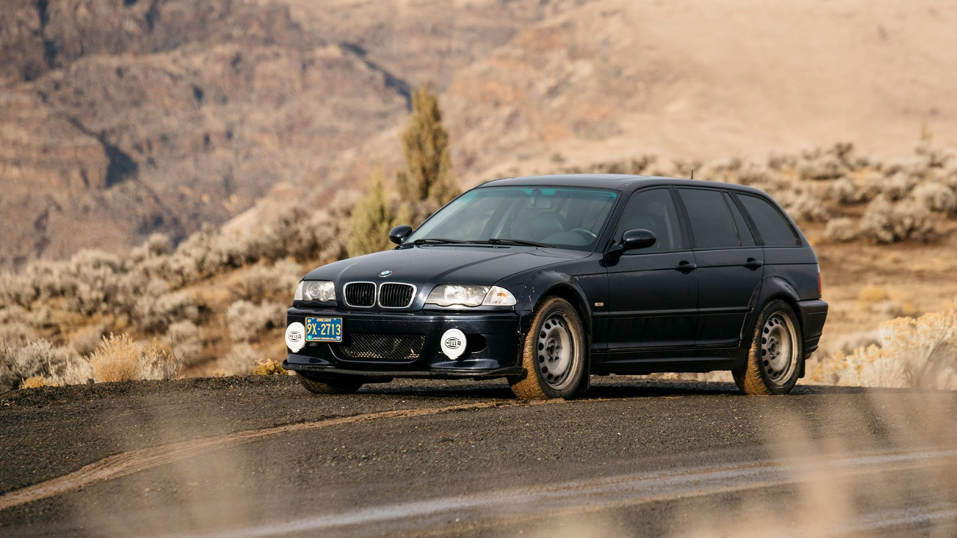 BMW E46 M3xi - An M3-Powered BMW Rally Wagon, Ready For (Almost) Anything