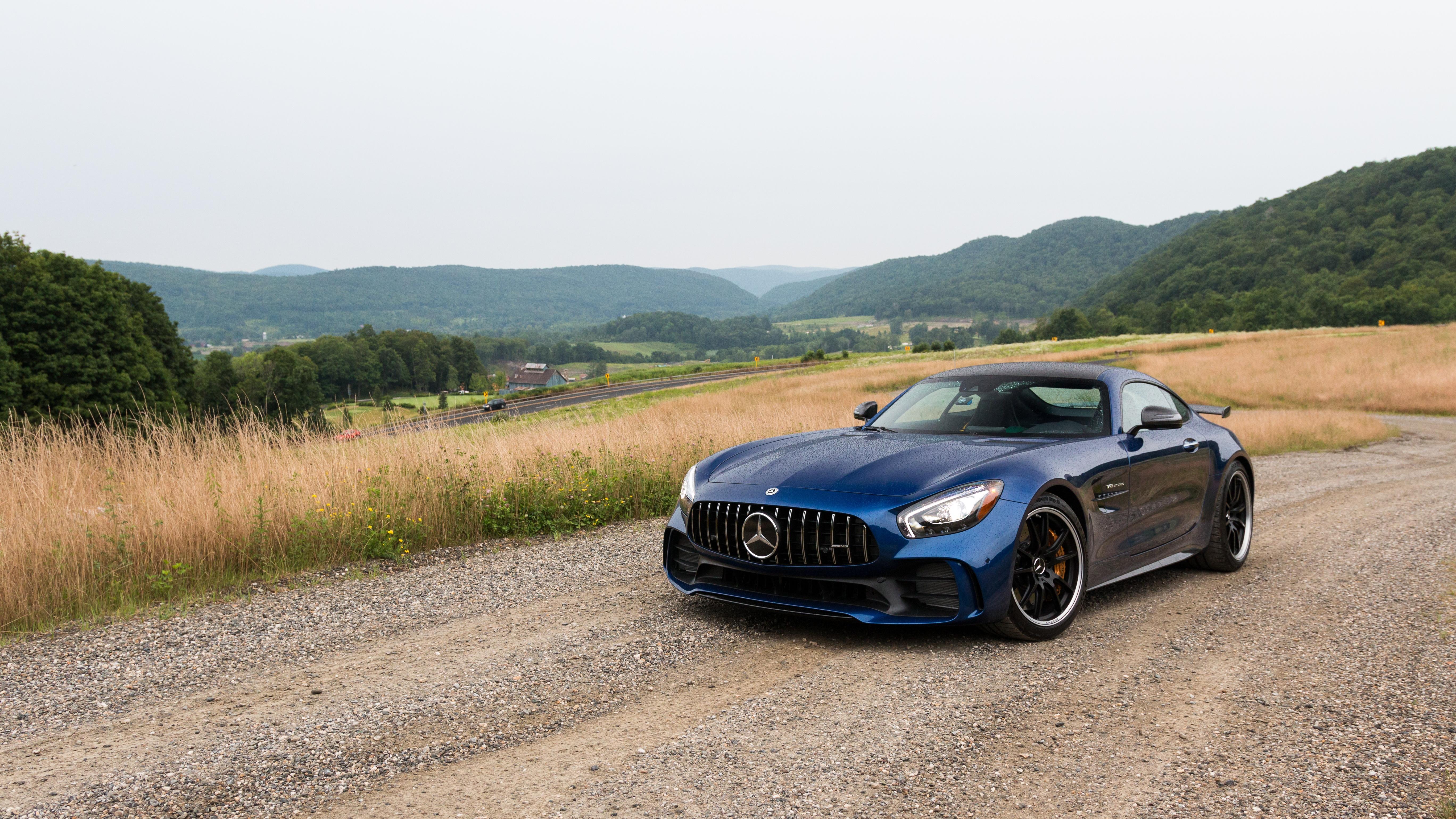 Your 2018 Mercedes-AMG GT R Desktop Wallpaper Is Here