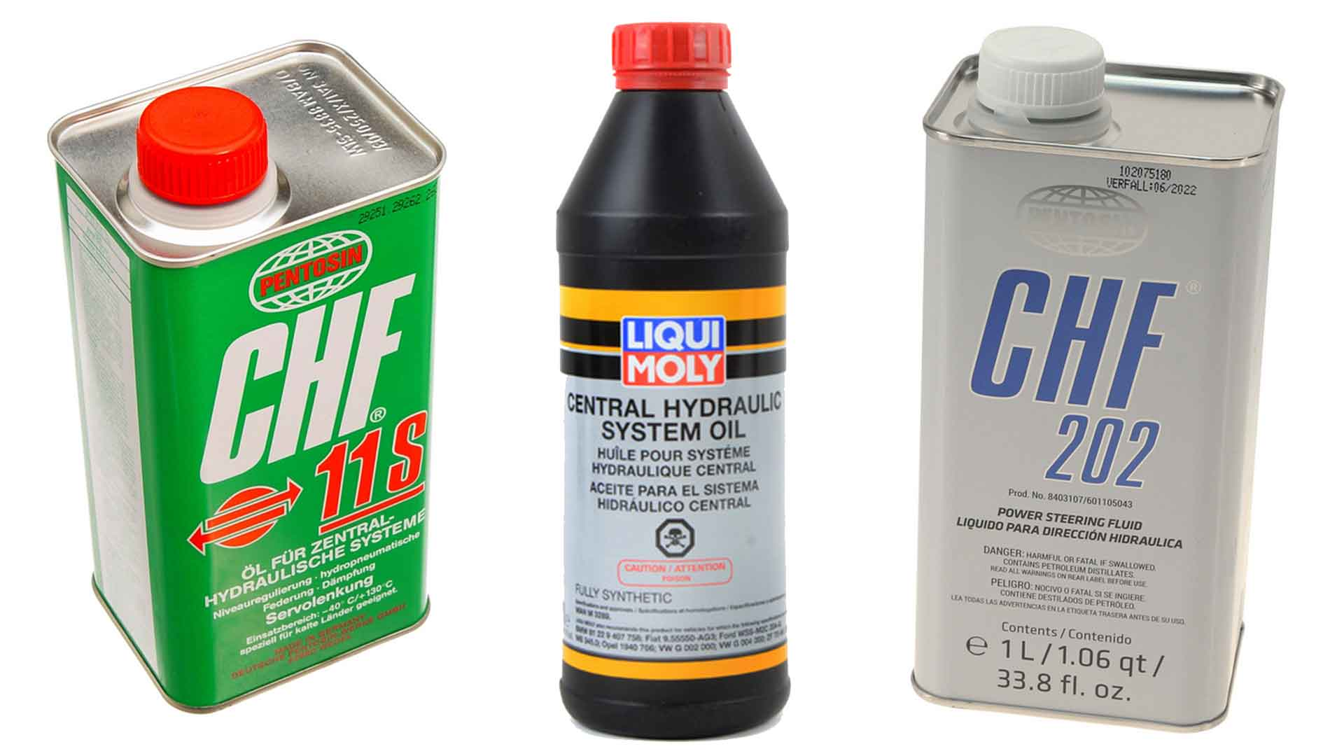 Here's How To Pick The Right Power Steering Fluid For Your Car