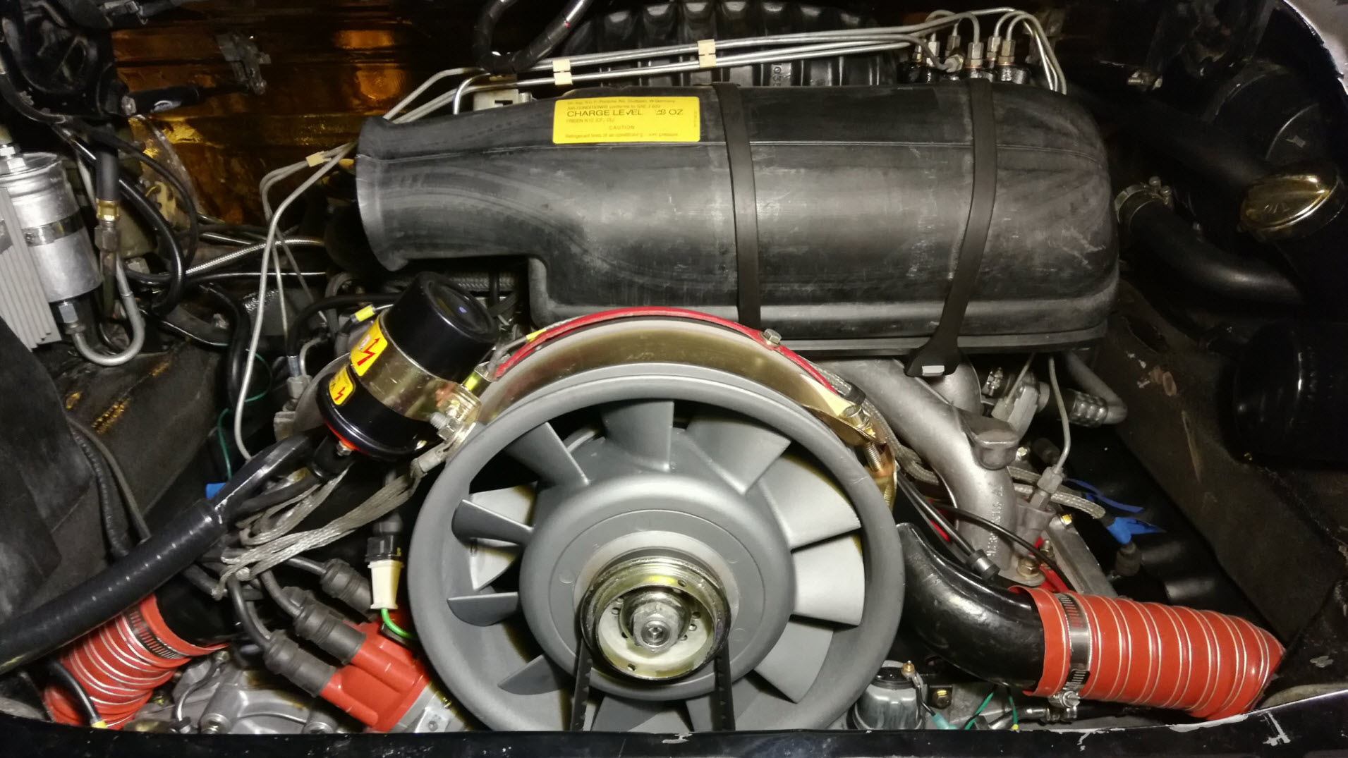 How To Find And Fix Common Oil Leaks On A Classic Air-Cooled Porsche 911