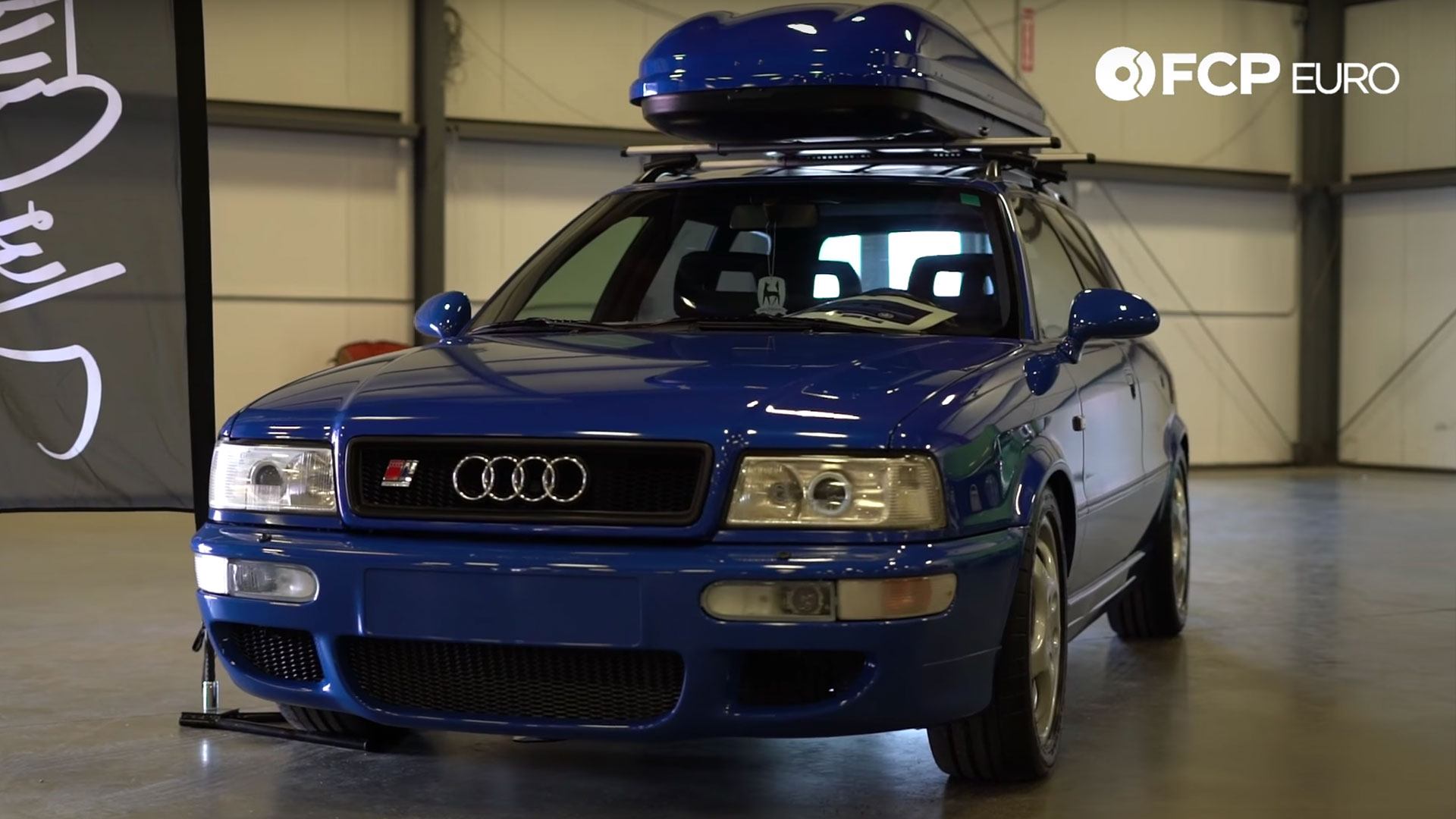 Why This Audi RS2 and Supercharged Volkswagen Beetle Were The Coolest Cars At Wolfsgart Today