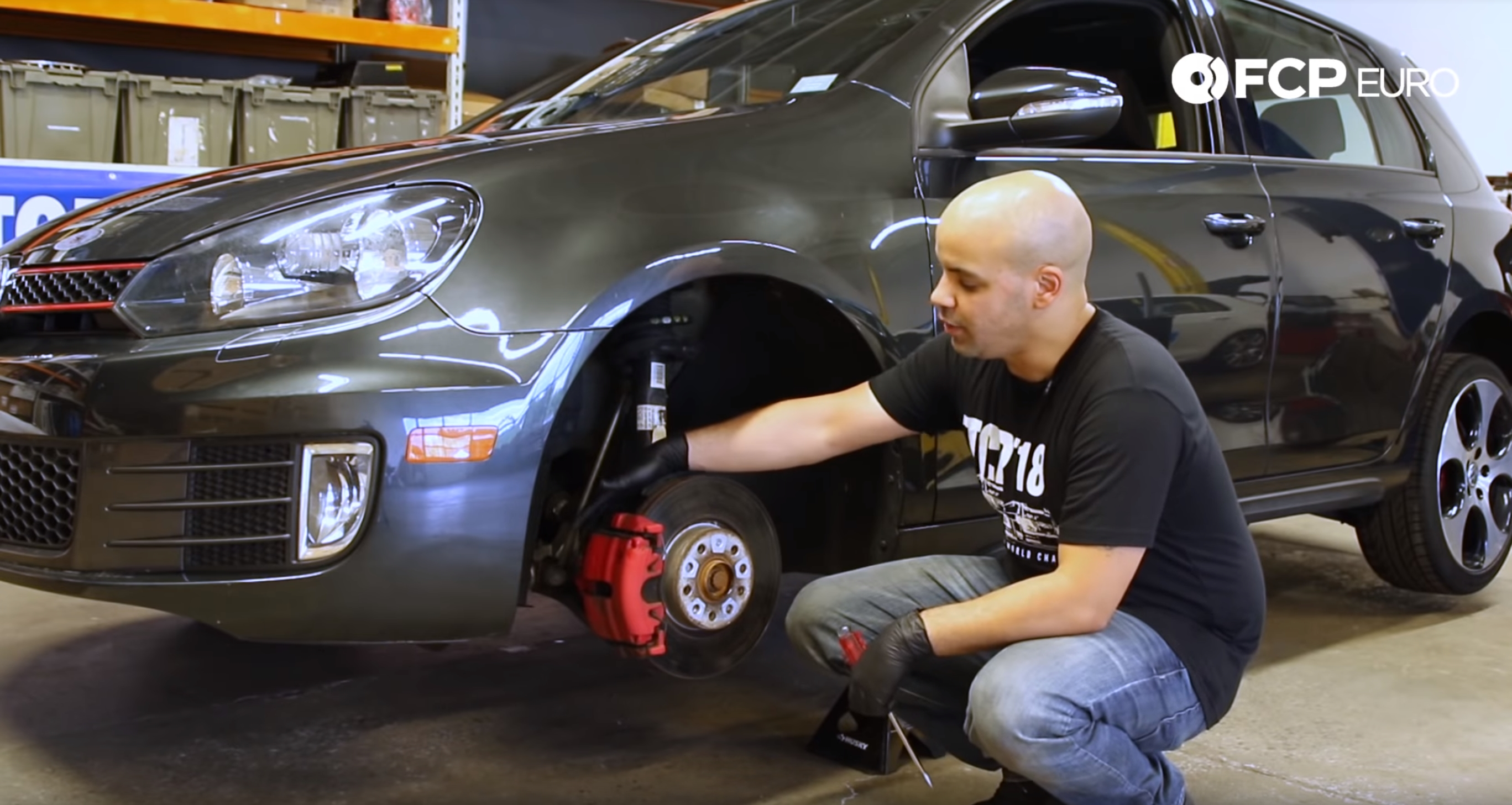 DIY Versus Dealership: Here's How Much You Can Save On A VW GTI Brake Job