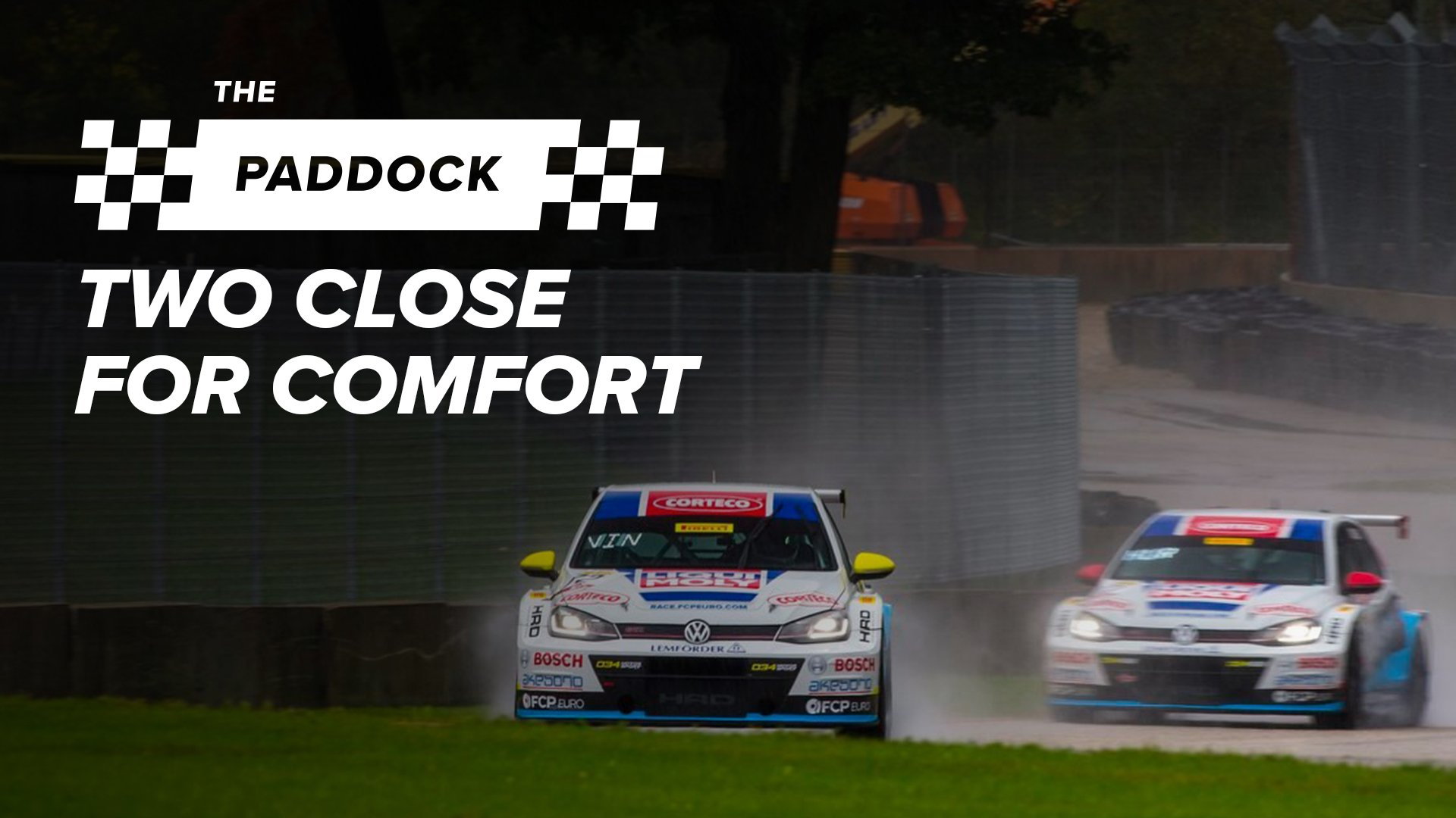 Two Close For Comfort - The Paddock Season Two, Episode Eight