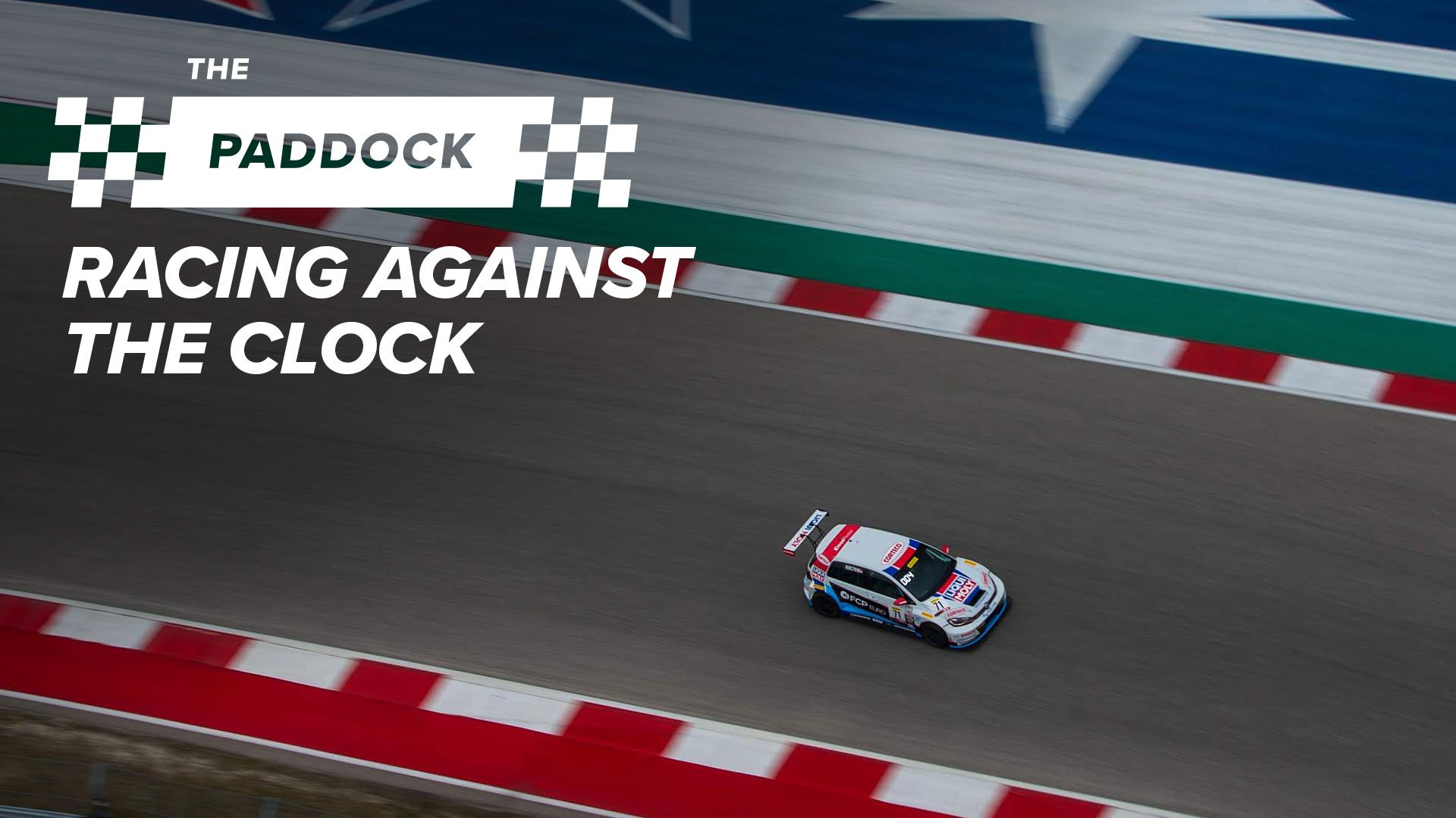 Racing Against The Clock - The Paddock Season Two, Episode Two