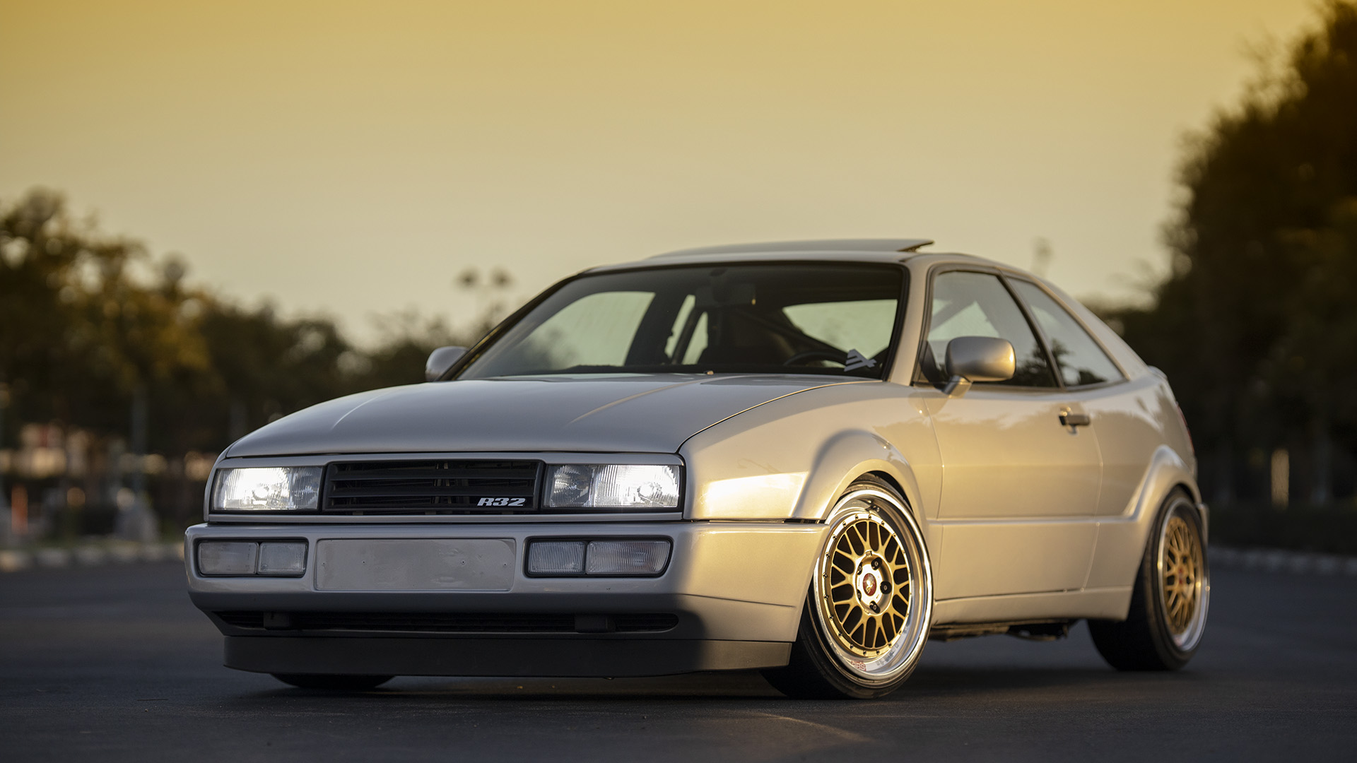 Love and Attention – R32-Swapped Volkswagen Corrado