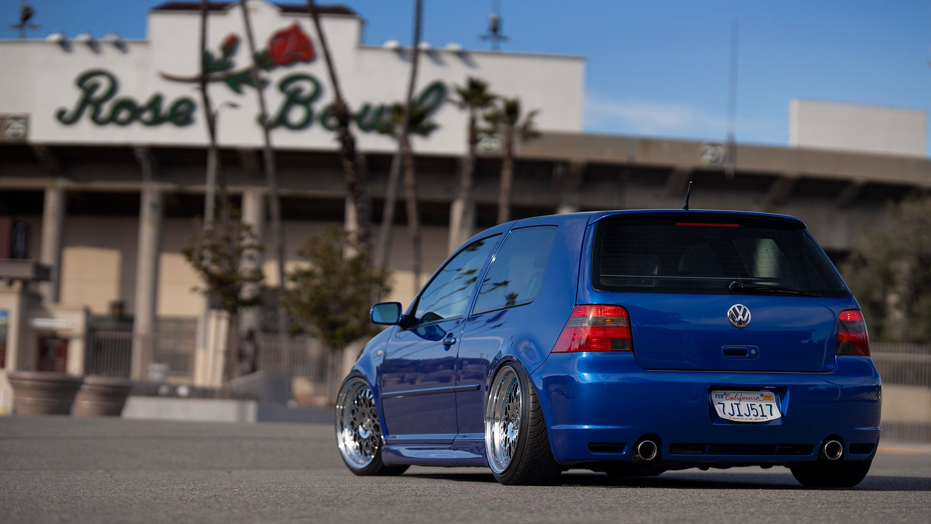 MK4 On The Floor - Volkswagen Golf R32