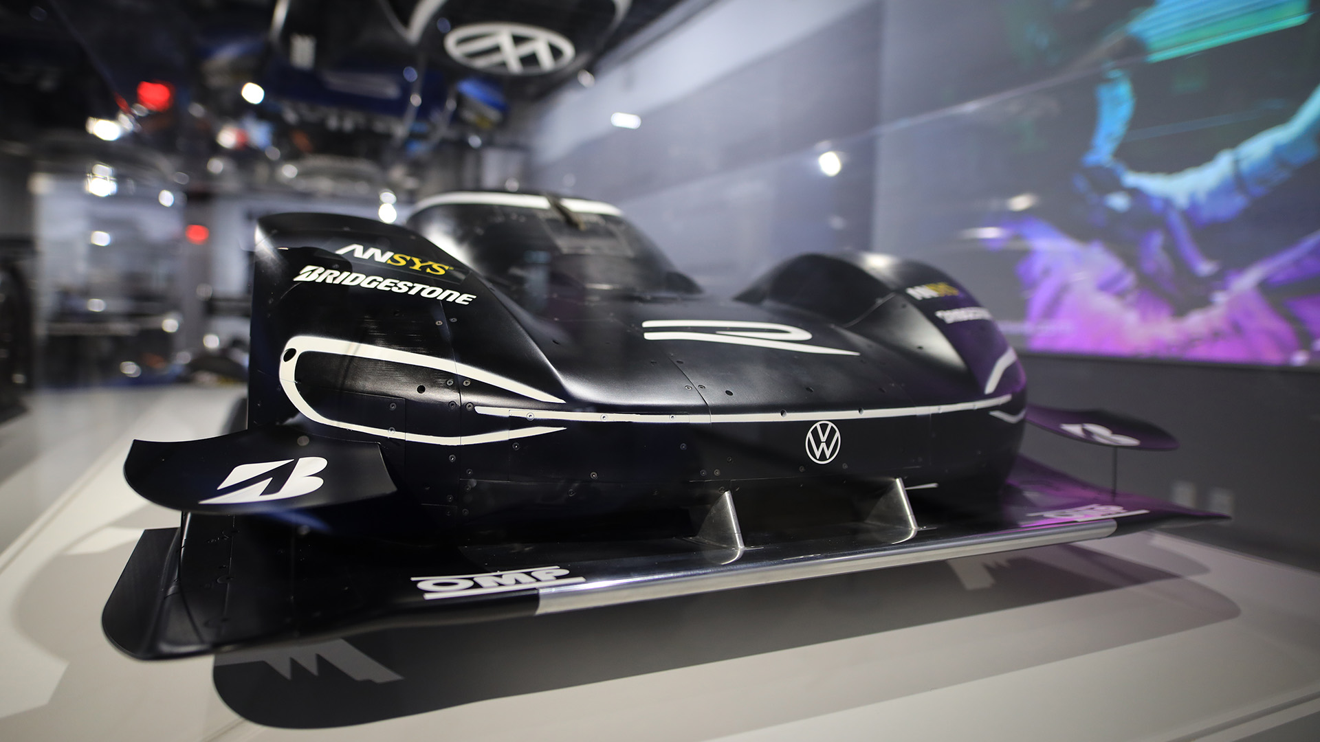 Volkswagen And The Petersen Automotive Museum Build An Electric Future
