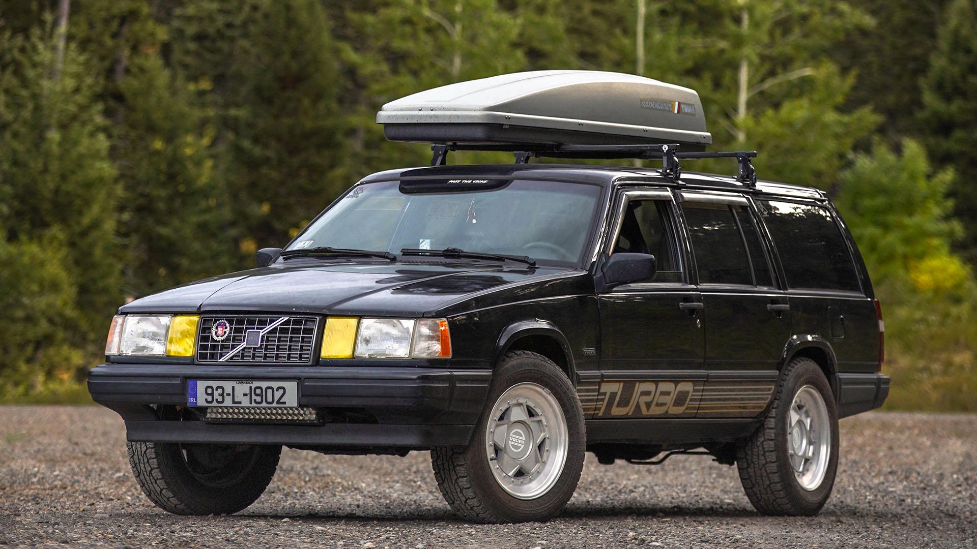 Overland Swedish Metal - Volvo 940 Turbo Wagon