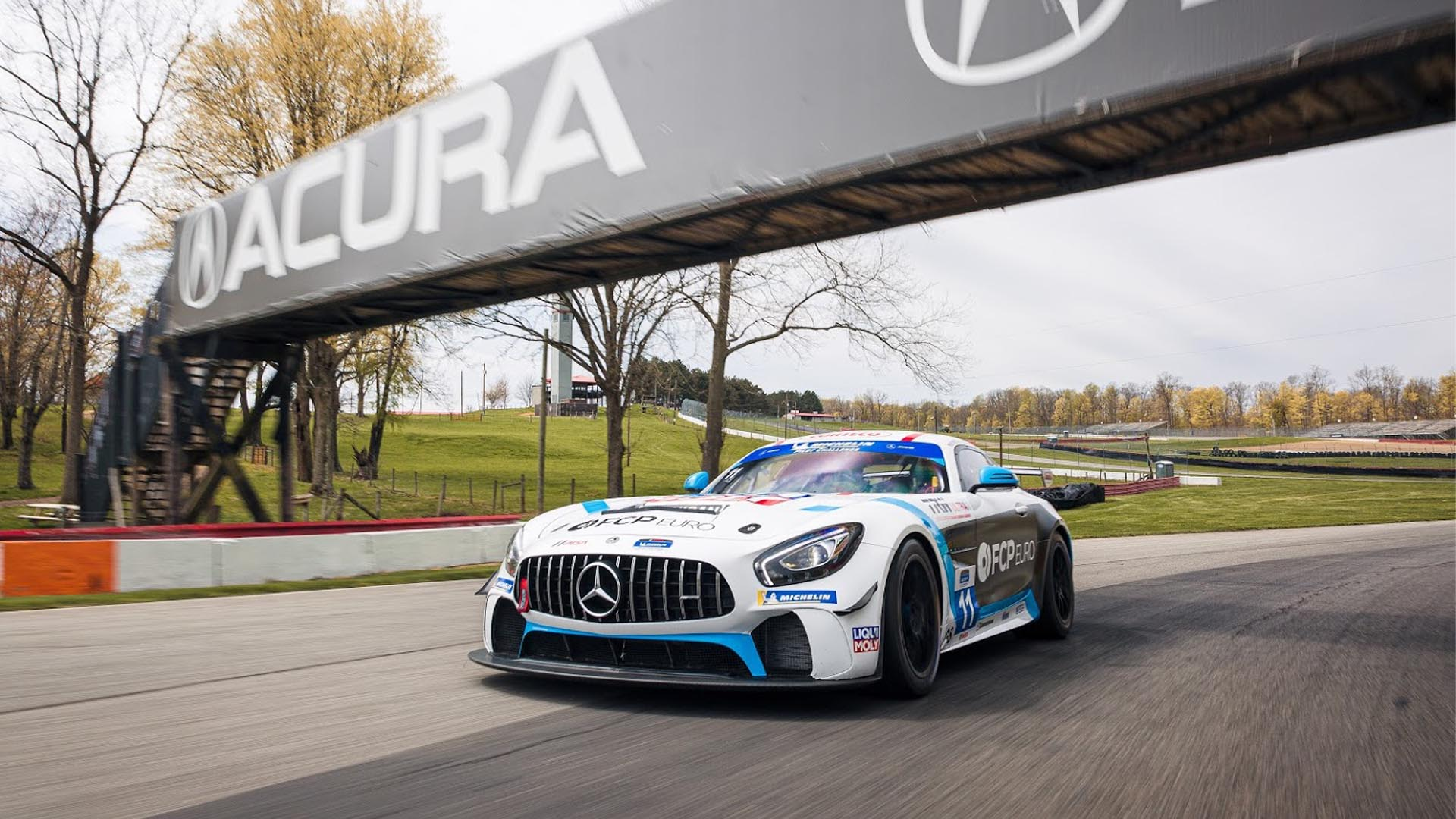 FCP Euro Motorsports Is Headed To Mid-Ohio For The IMSA Michelin Pilot Challenge