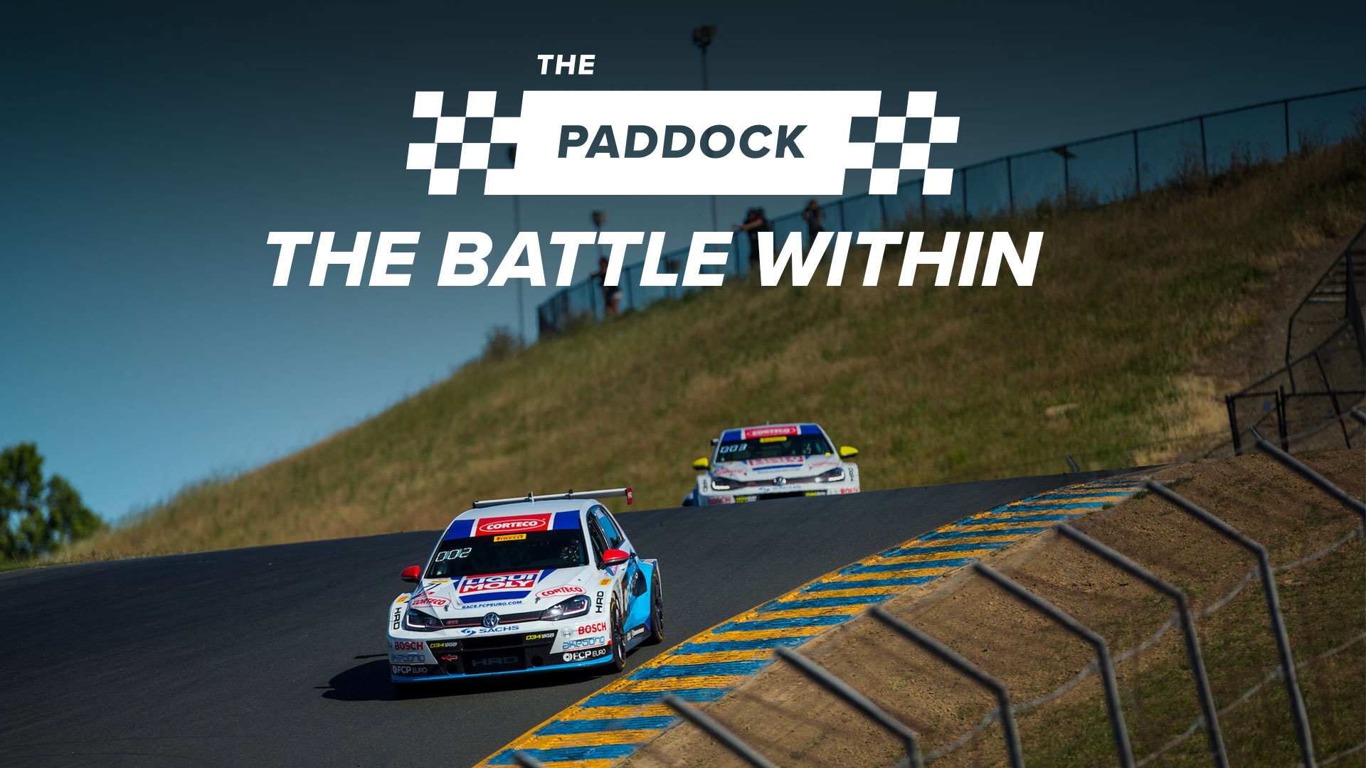 The Battle Within - The Paddock Season Two, Episode Five