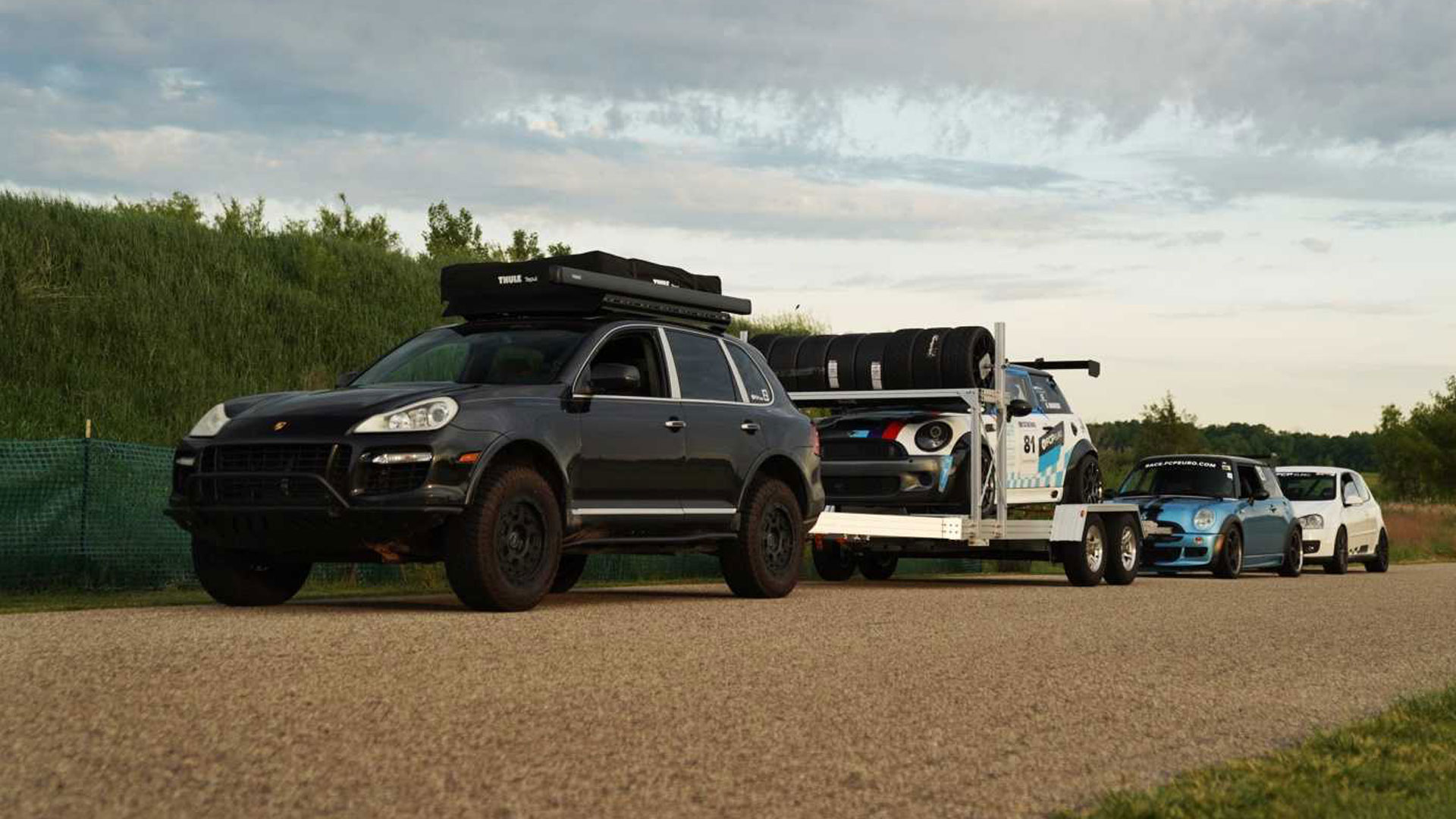 Used & European: The Best SUVs For Towing